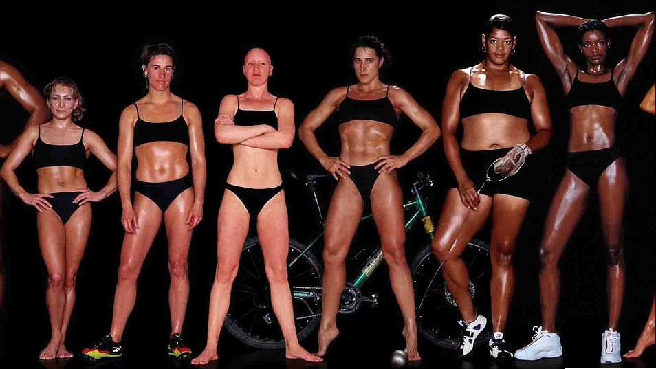 The Body Types Of An Olympic Athlete Bodymatters Australasia