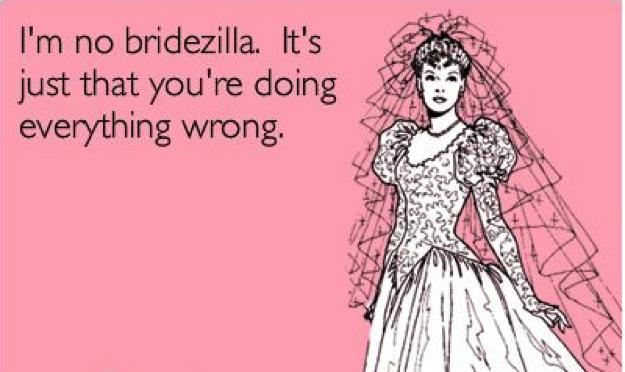 Attack Of The Bridezillas
